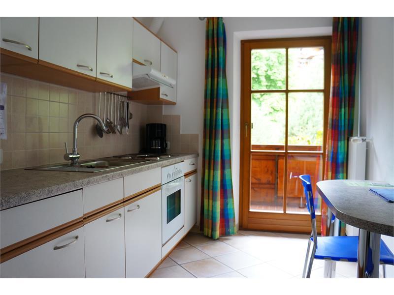 Küche - Ferienwohnung 2