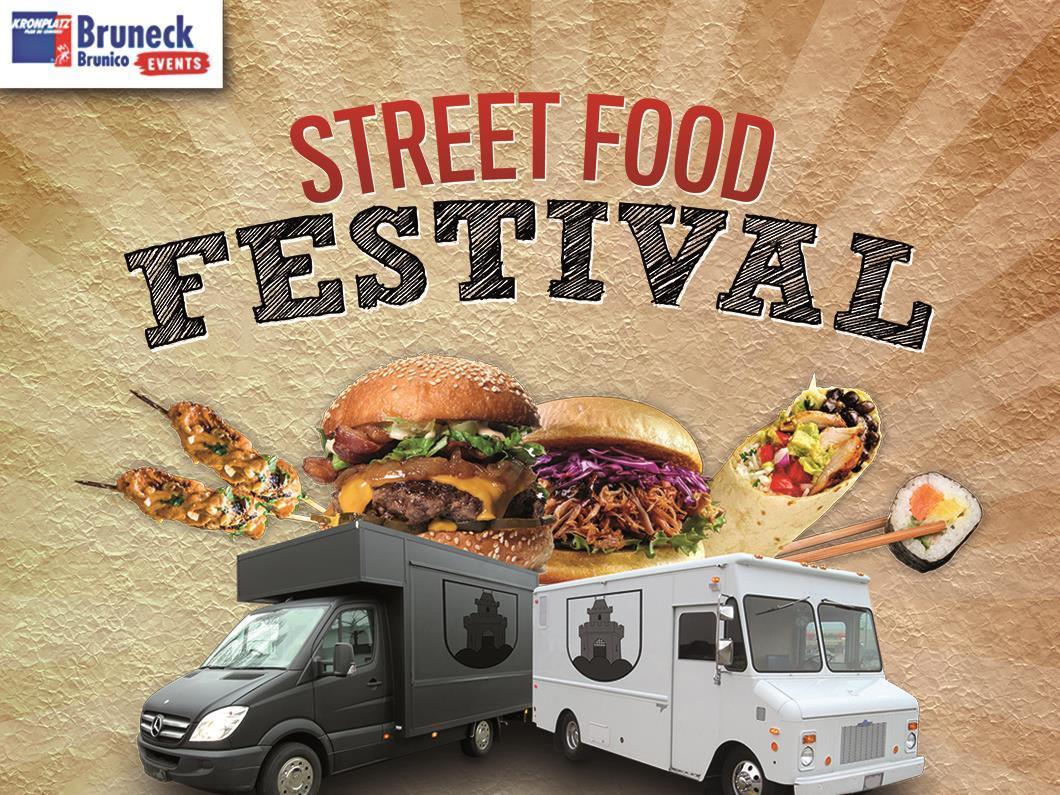 Street Food Festival a Brunico