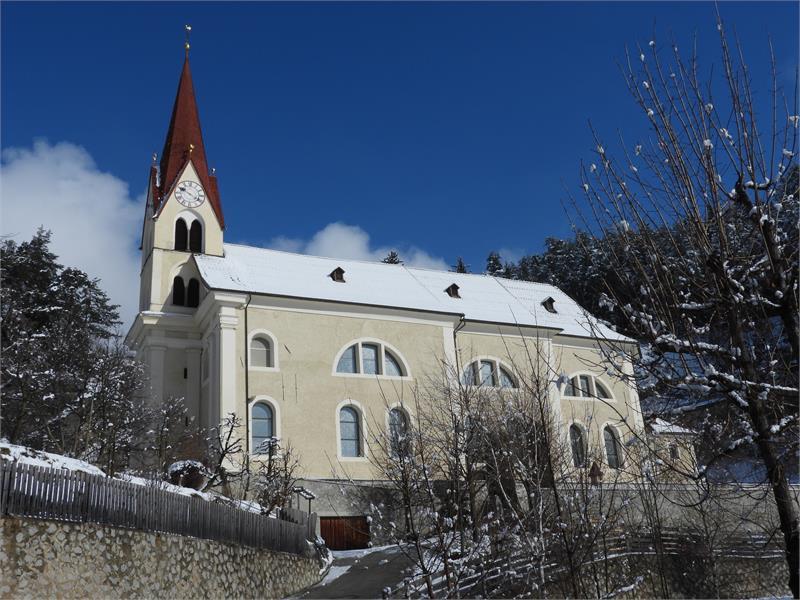 Kirche Kiens Winter A