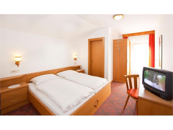 Double room with shower - WC, balcony and Sat TV