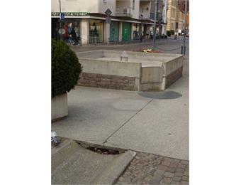 Fontana nei Bastioni Maggiori