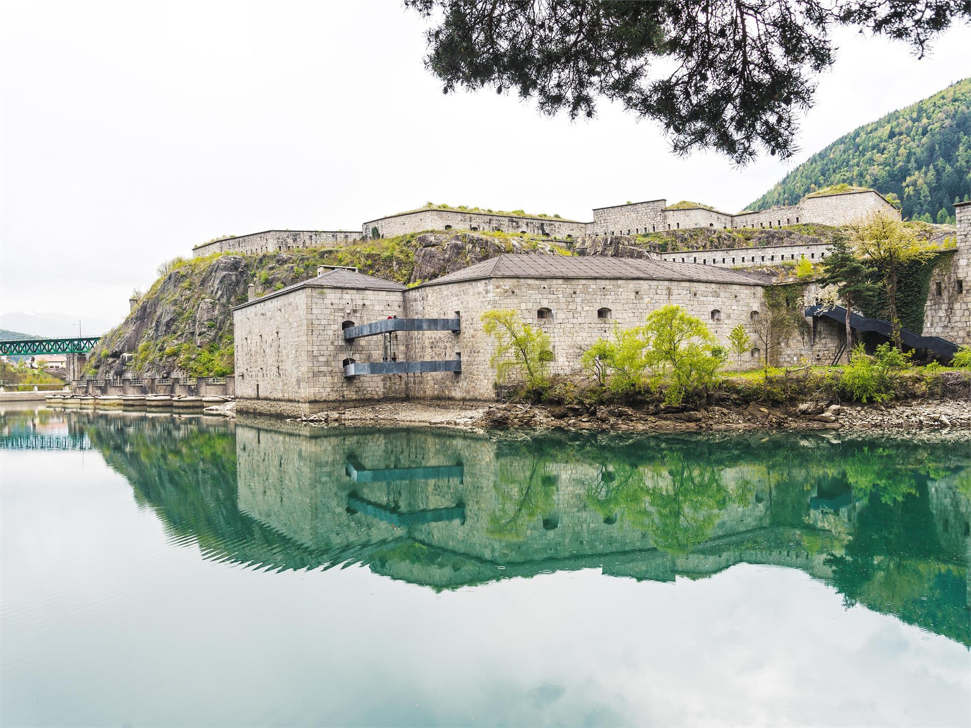 Fortress Fortezza/Franzensfeste