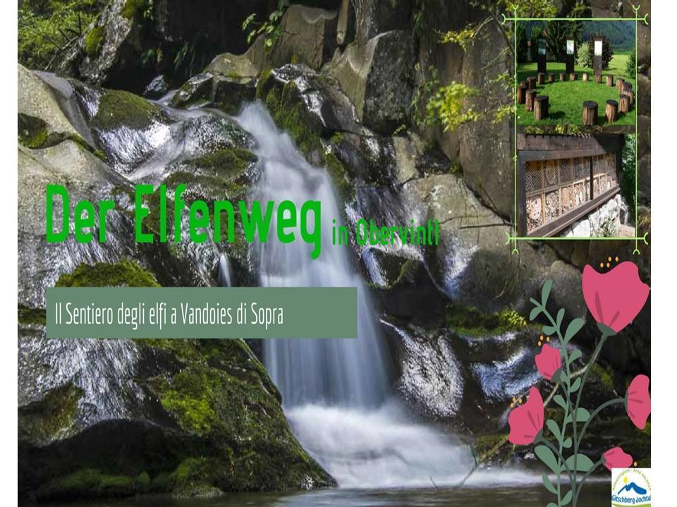 Elfenweg / Sentiero degli elfi