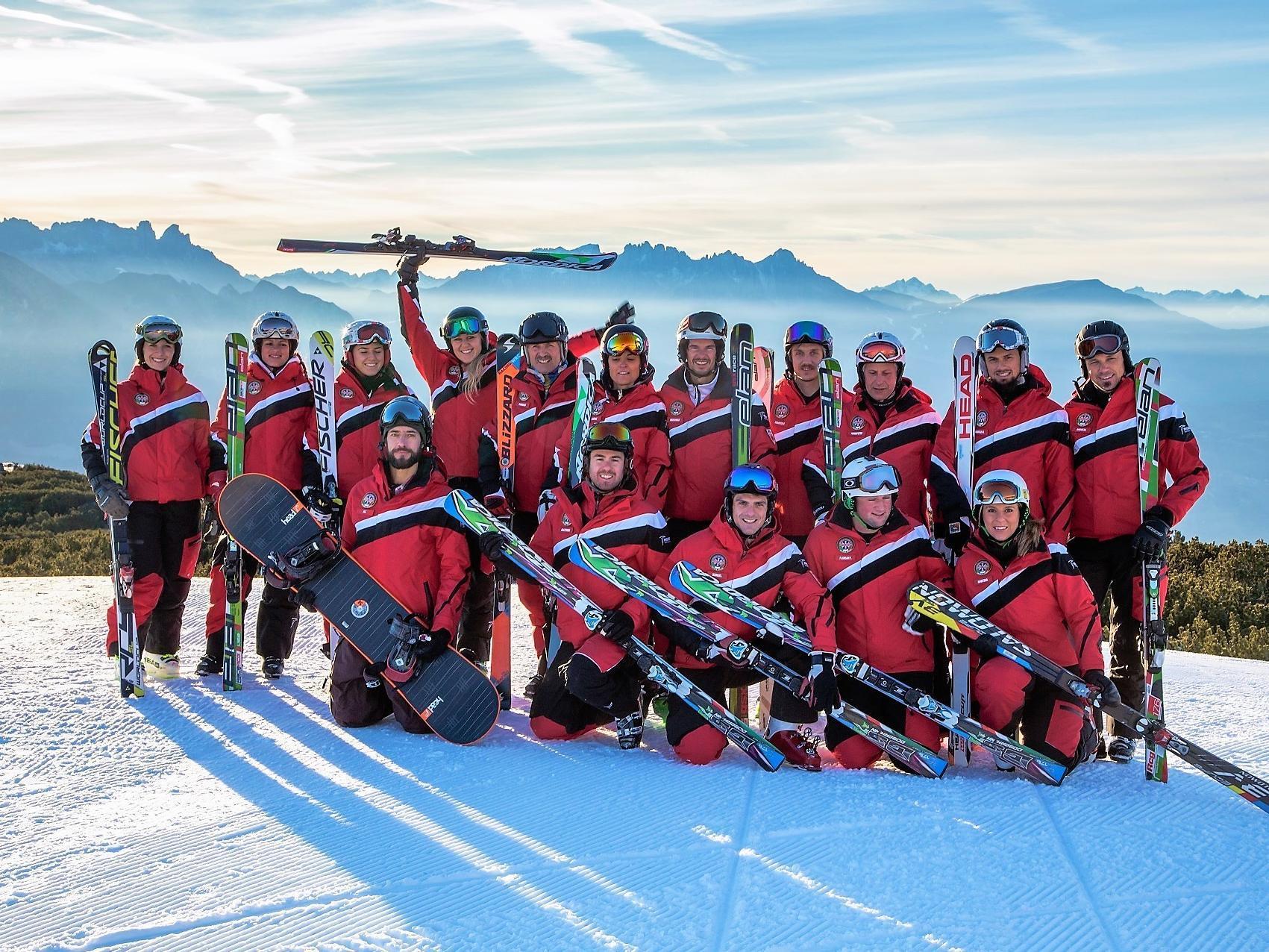 Ski school Corno Renon