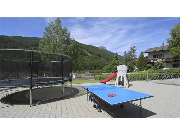 Campo da gioco per i nostri ospiti piccoli
