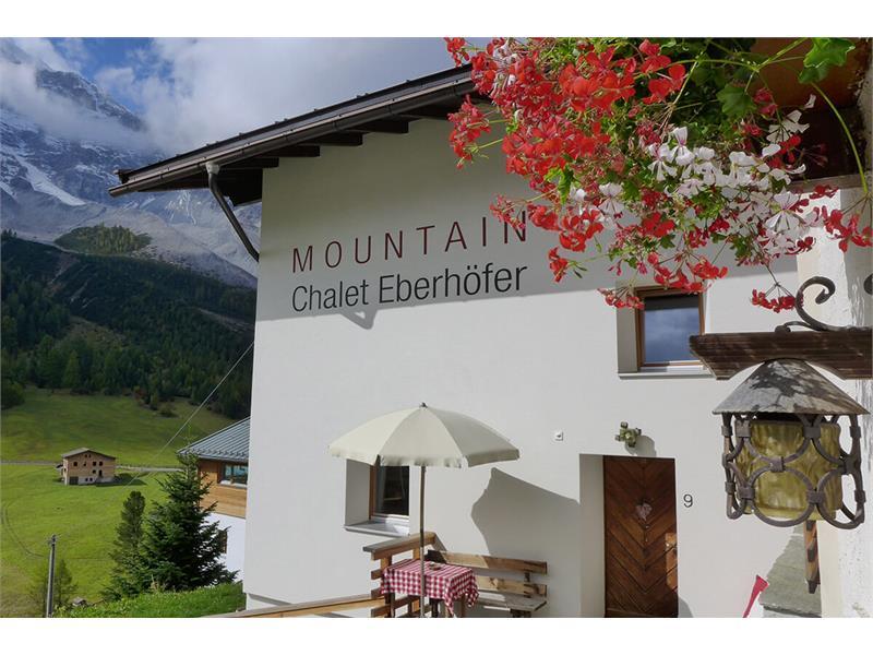 MOUNTAIN Chalet Eberhöfer