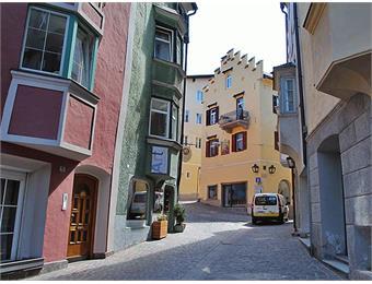 Stufels, ältester Stadtteil von Brixen