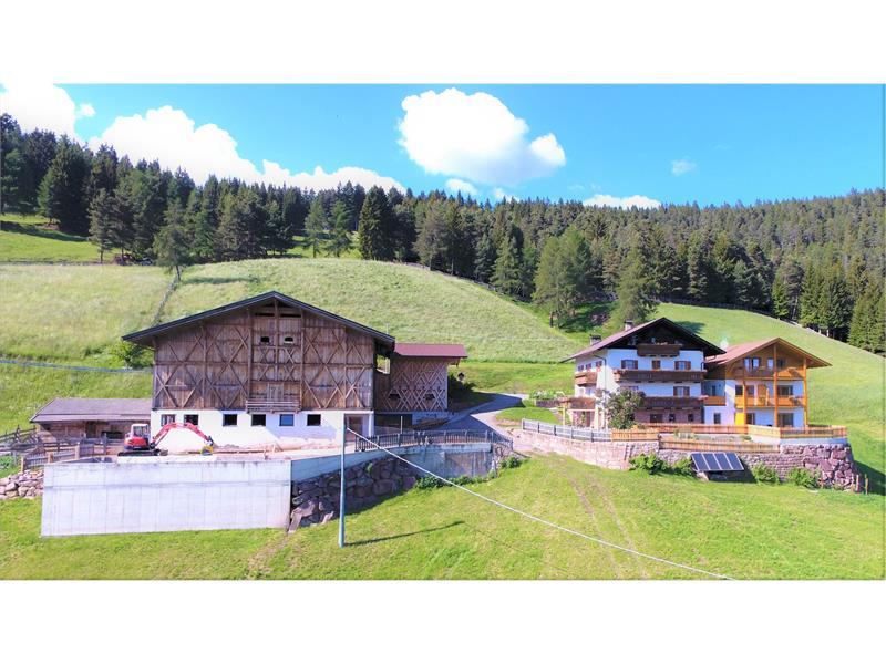 Kuenhof in Vöran, Südtirol