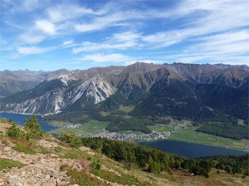 Seebodenspitze peak