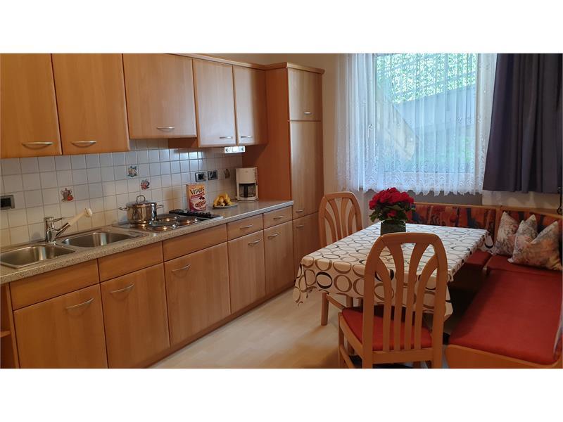 Appartement Bergrose Küche