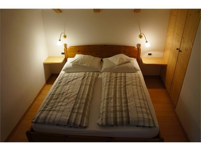 Schlafzimmer - Mansardenwohnung 3
