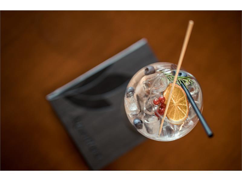 Cocktails al bar