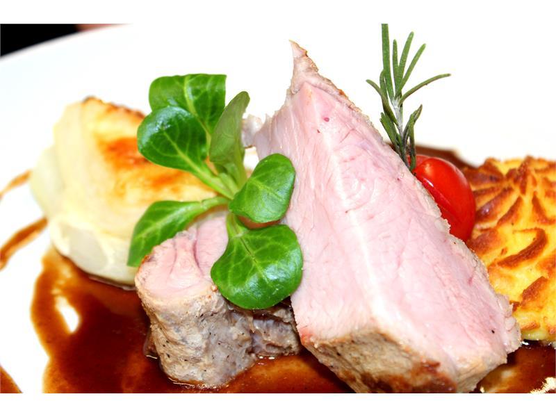 Tagliata of veal
