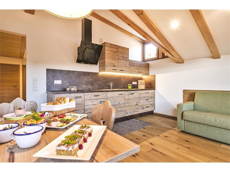 Holidays in the apartment Morgensonne - Untermathon Hof