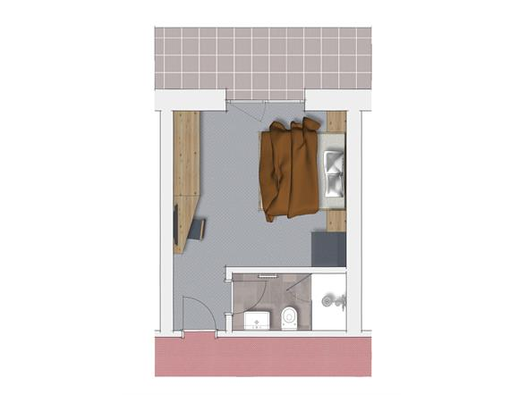 Zimmer Kat. D