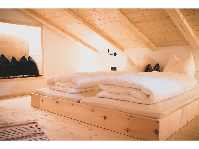 Soggiornare nella casa vacanze Karls Hütte ad Avelengo