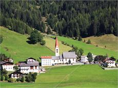 Pfarrkirche zum hl. Nikolaus in Kematen