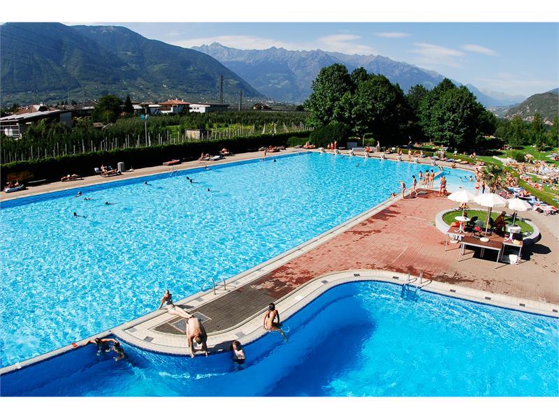Schwimmbad Lido Lana