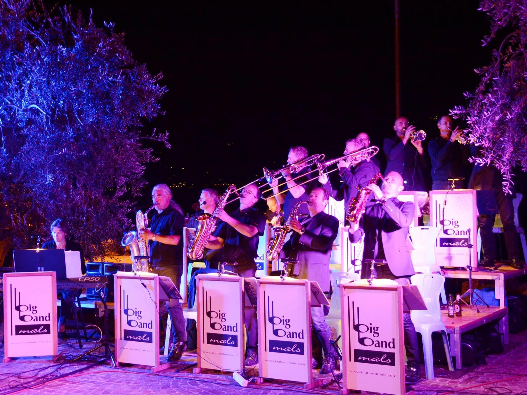 BIG BAND MALS Live in Concert