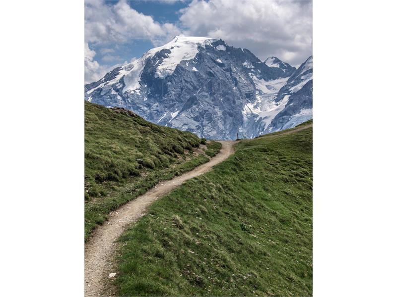 Tour in mountain bike lungo il sentiero del Lago d'Oro