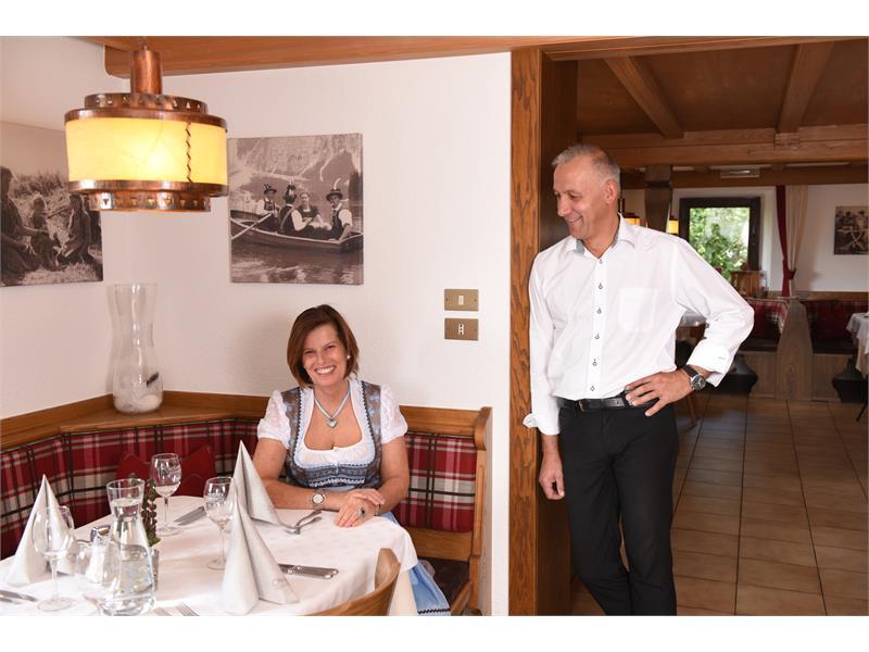 Die Gastgeberfamilie Reiterer & Mittelberger heißt Sie herzlich willkommen
