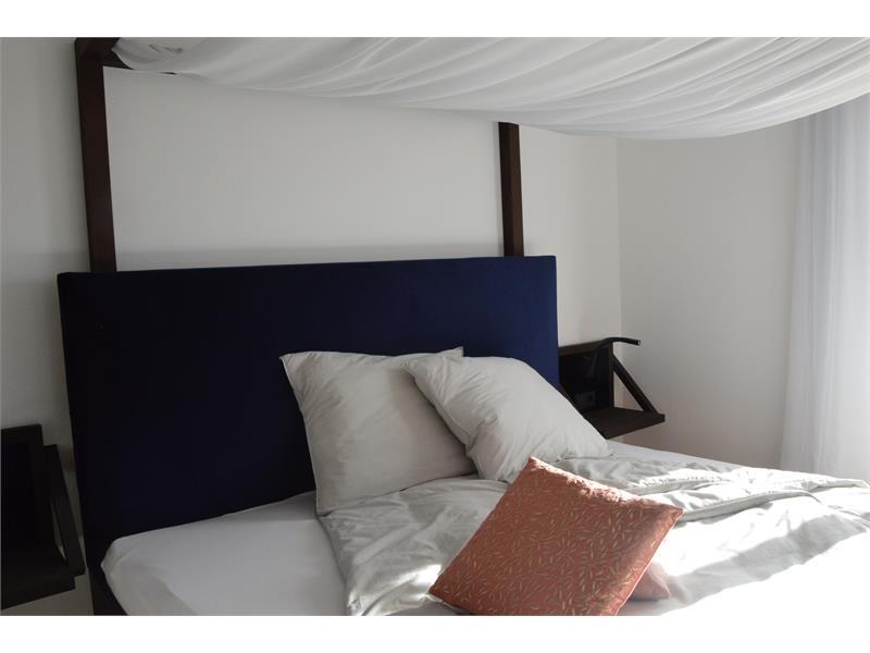 Appartement Pyrus Schlafzimmer