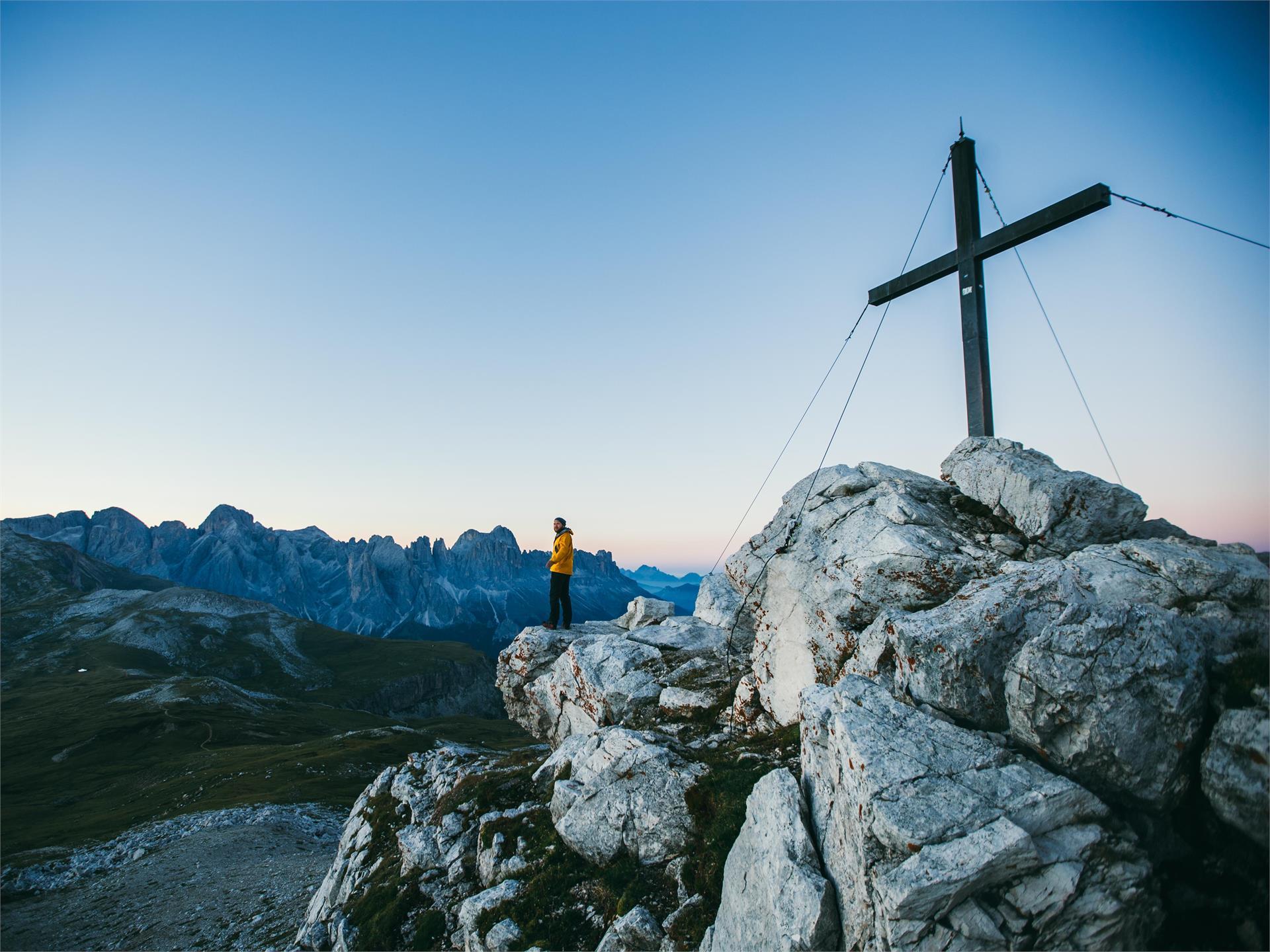 Di rifugio in rifugio nel cuore delle Dolomiti