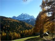 inn Gasthof Panorama - hut Helmhanghütte
