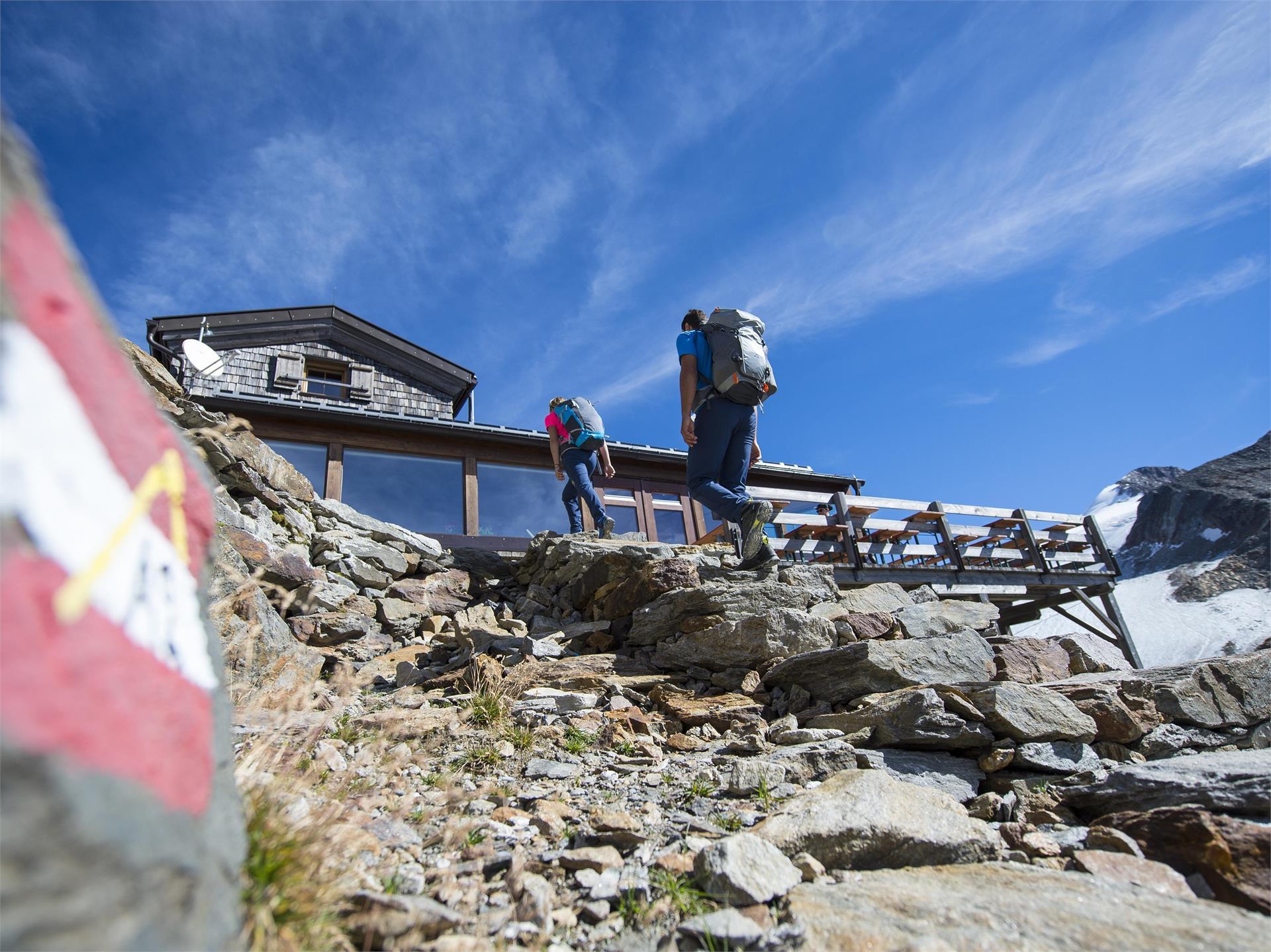 Bergtour Similaun