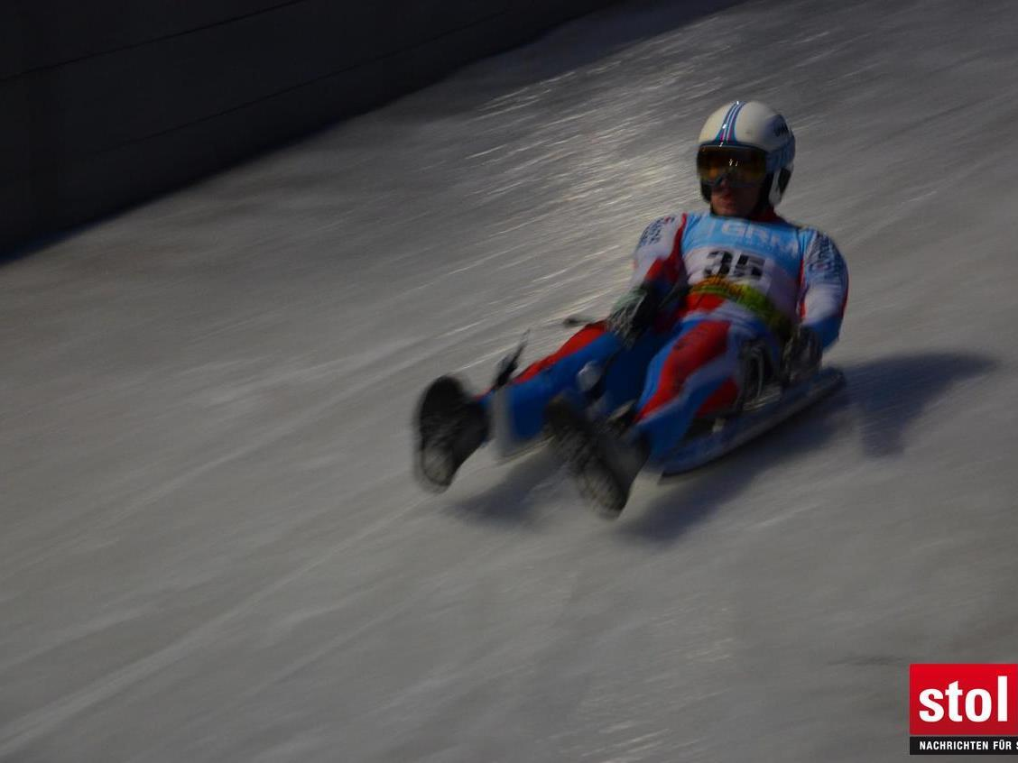 FIL Junior world championships in the racing sledge on natural road