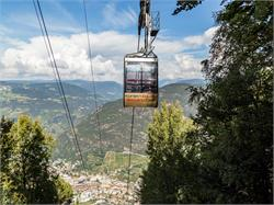 Cable car Kohlern