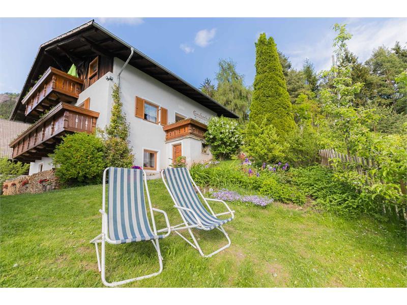 Maso Gruberhof in Verano, Alto Adige