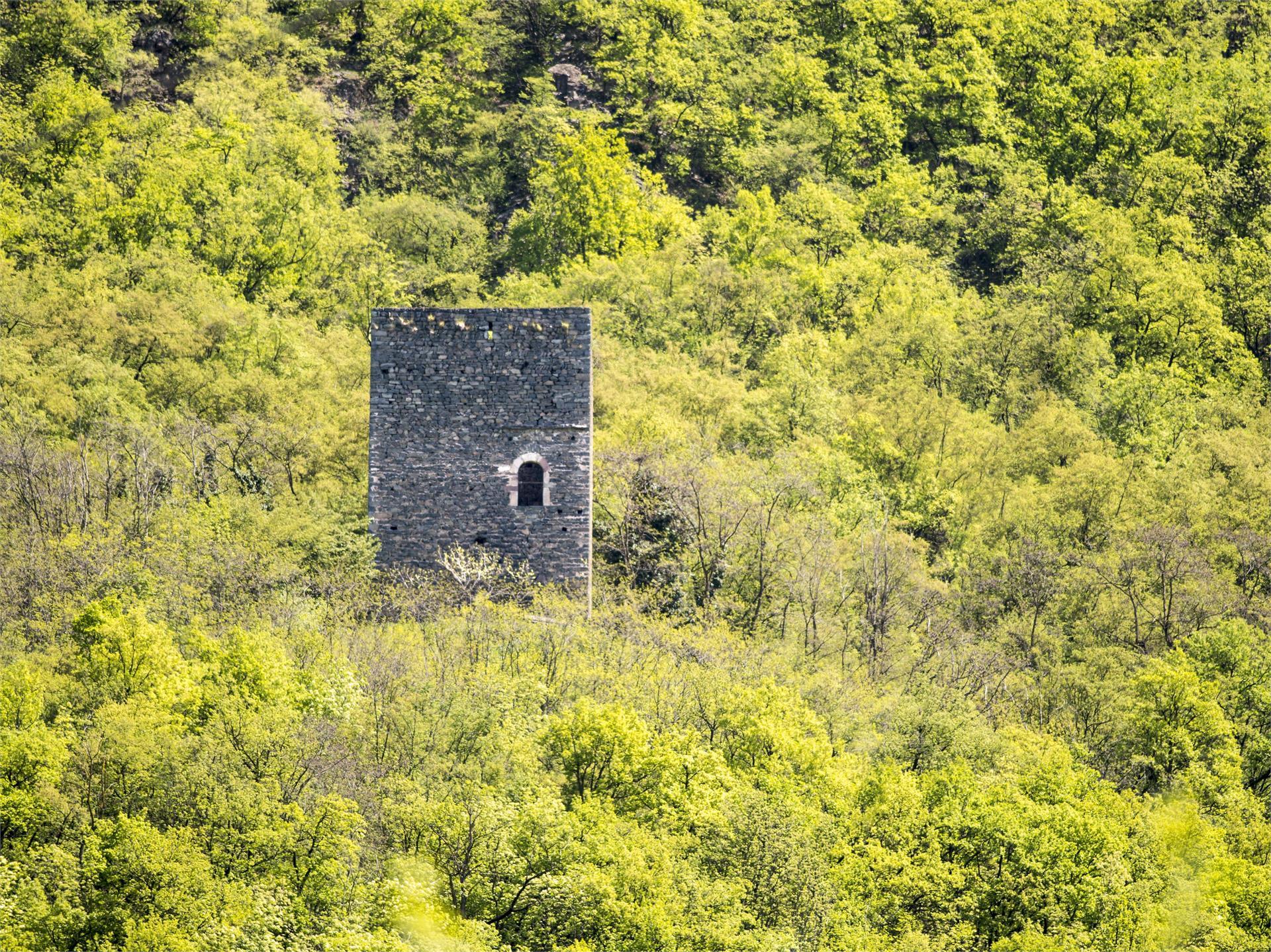 Gargazon - Kröllturmrunde