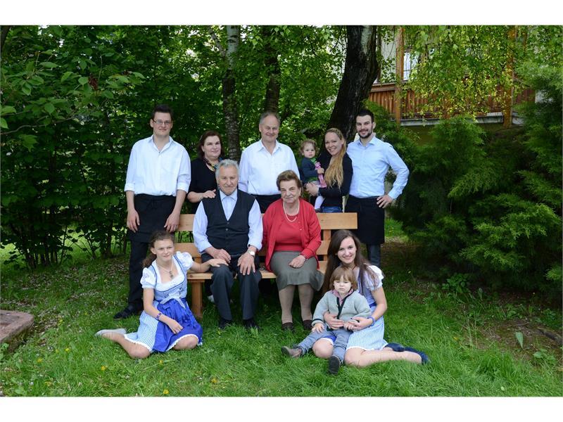 Family Niedermayr