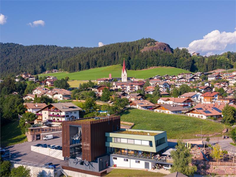Bergstation der Seilbahn Vöran