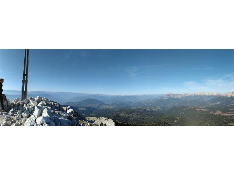 Corno Bianco - panorama