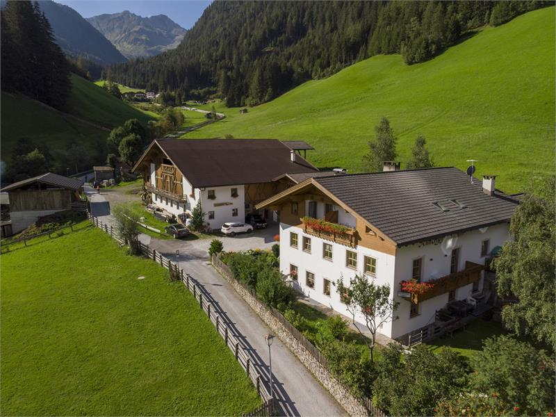 Urlaub in Ratschings Südtirol