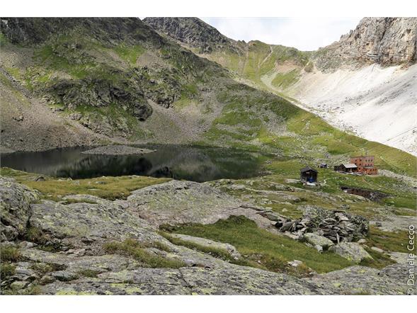alpine hut Tribulaun