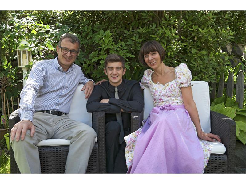 Family Hellrigl