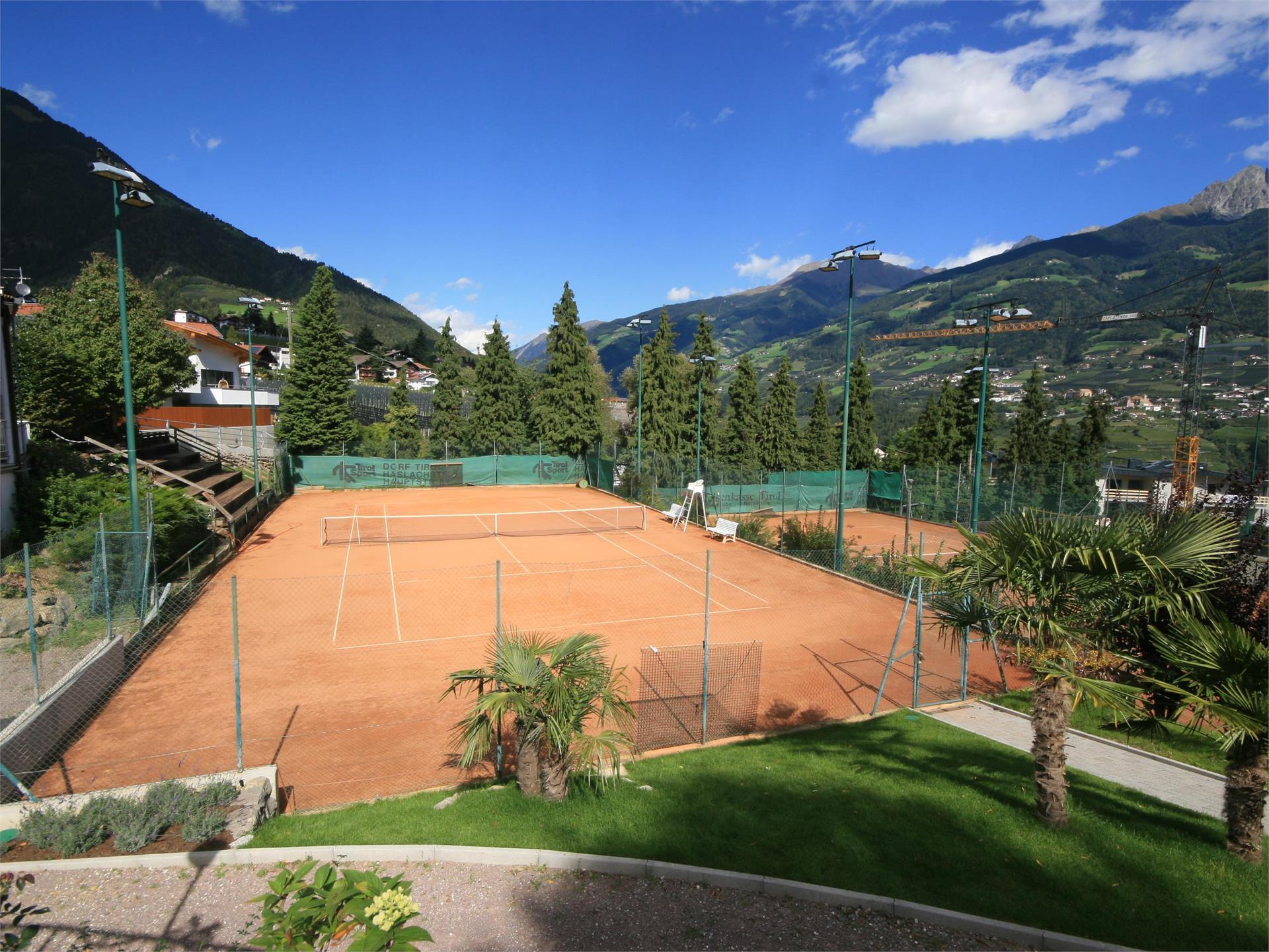 Campi da tennis Tirolo