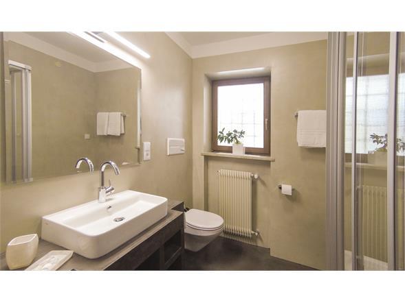 Apartment Kraus, Sterzing, Südtirol, Badezimmer