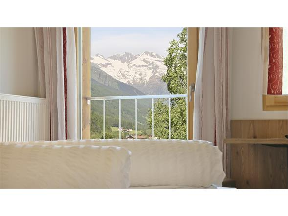 Vista sulla Val di Fleres