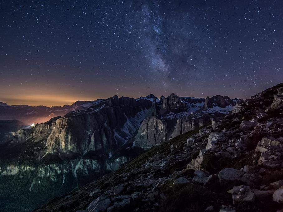 Star Party delle Dolomiti