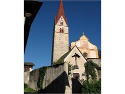 Parish Church of the Annunciation in Vandoies di Sotto/Niedervintl