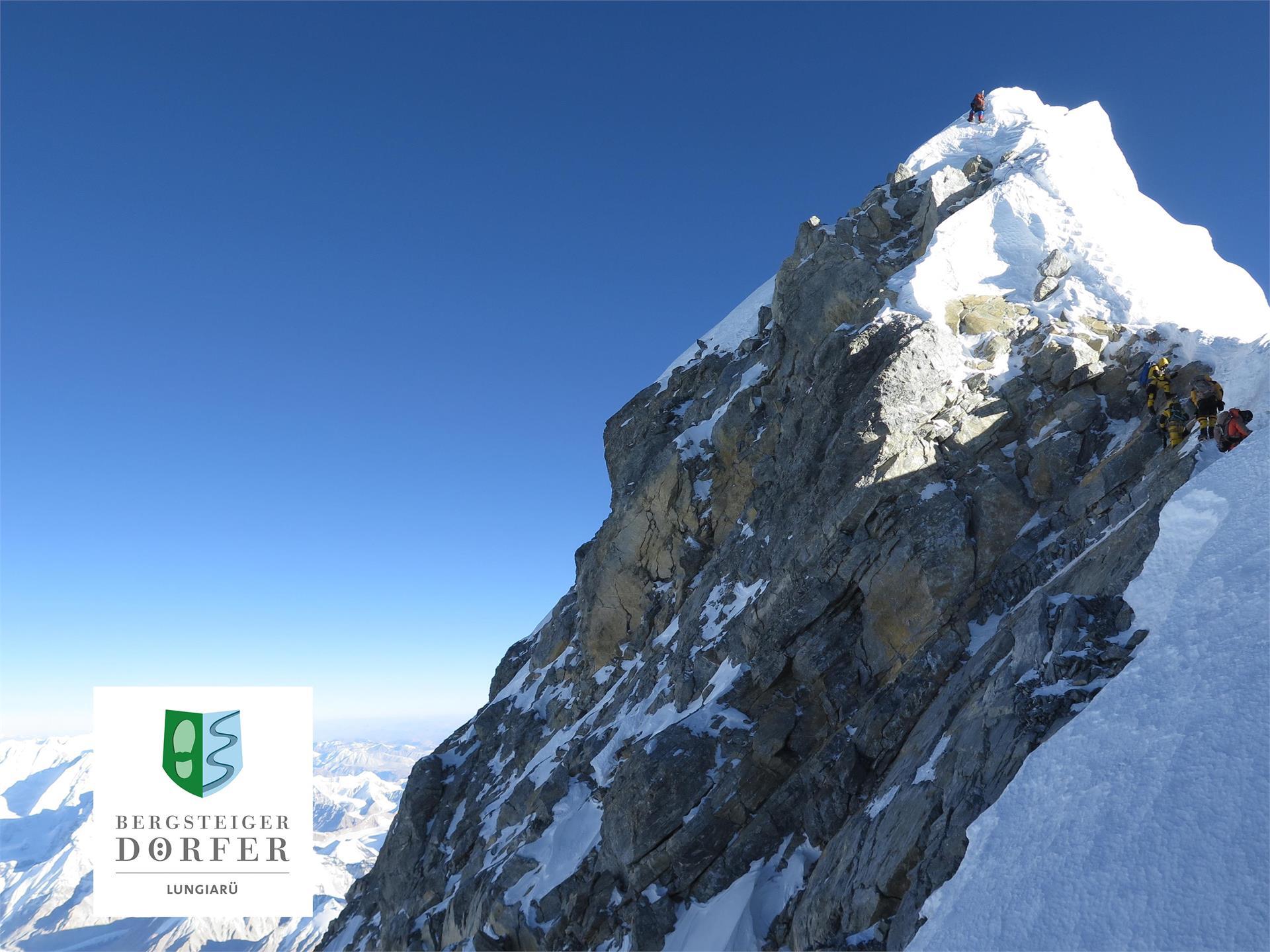 Mountaineer week: Movie night - Everest