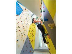 Palestra d'arrampicata Sporthotel Zoll