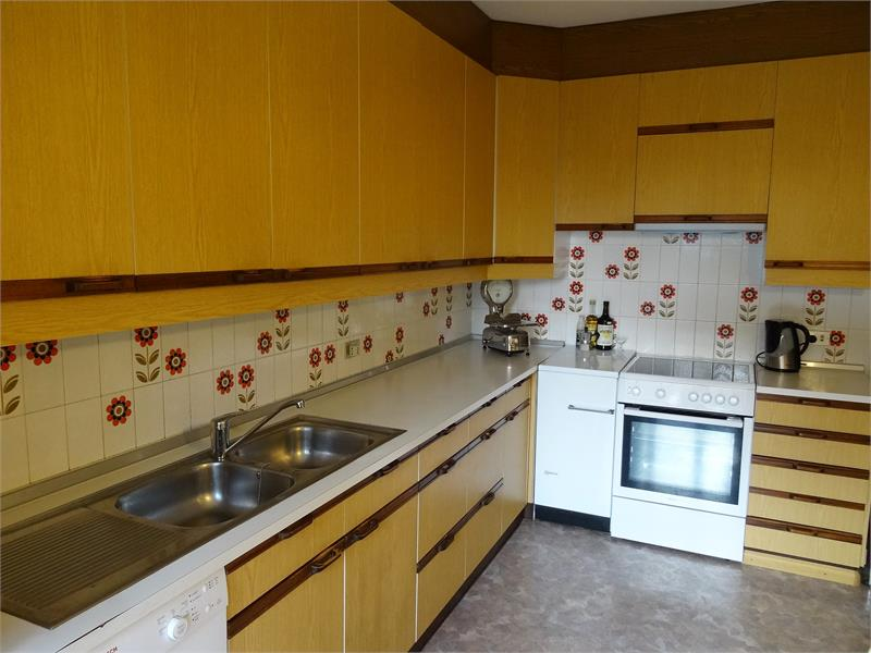 cucina appartamento Doris
