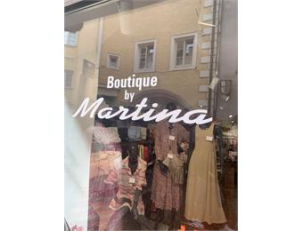 Boutique by Martina