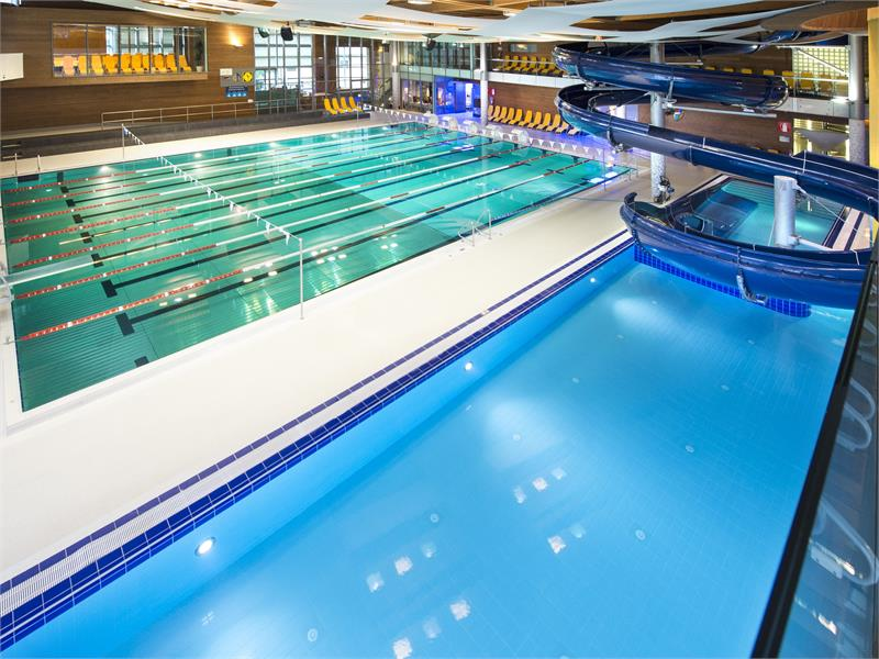 Acquarena swimming pool
