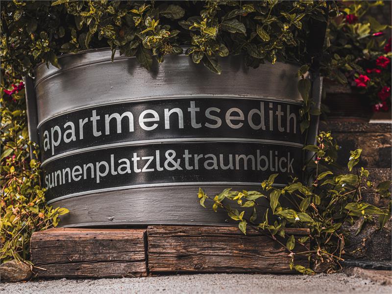 aprtmentsedith sunnenplatzl&traumblick